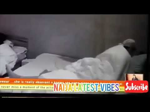 Download Mercy and Ike having another hot Sex after big brother Naija declared Mercy winner