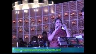 Nitya Santhoshini Singer - Annamacharya Keerthanalu - Raju Events 09246278112