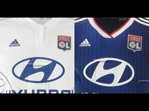 huge discount 0be19 9067b Olympique Lyon 19-20 Home & Away Kits Released