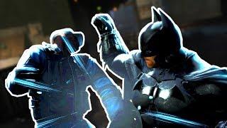 ENTERING THE GCPD! | Batman Arkham Origins Part 4 (Kid Friendly Gaming Fun with BATMAN!)
