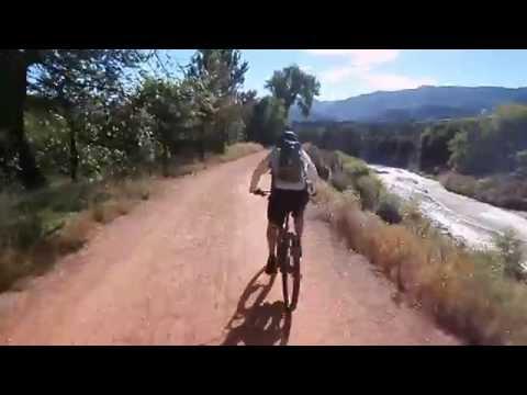 New Santa Fe Regional Trail - Monument To Colorado Springs, Colorado 10/4/2014