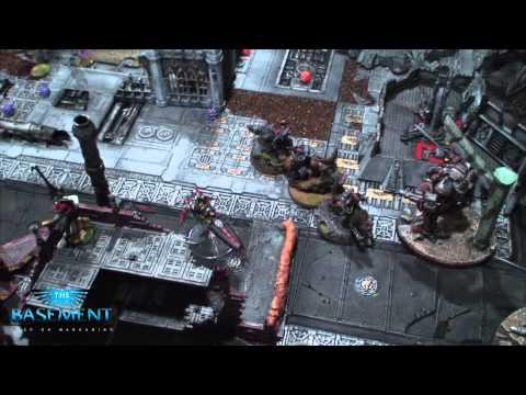 TBMC - HD Video Batrep - 3000pts Eldar vs Imperium