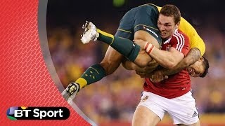 "George North: a ""special"" year for British & Irish Lions 