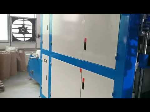 PS Lunch Tray Container Vacuum Forming Machine