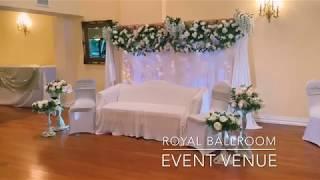 Gorgeous Bridal Shower at Royal Ballroom