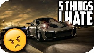 5 Things I Hate about Forza Motorsport 7