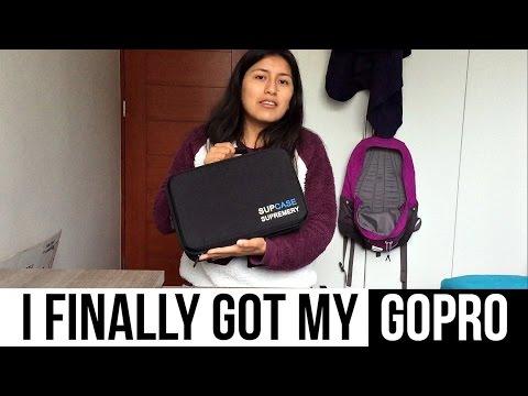 Picking up my GoPro (Vlog 19)
