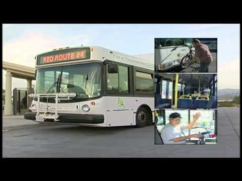We're Going Places...Thousand Oaks Transit (TOT) - PSA, January 2014