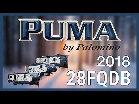 2018 Palomino Puma 28FQDB Travel Trailer RV For Sale RV World
