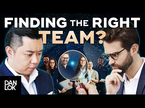 Outsourcing: Where Do You Find Good People & Independent Contractor | Dan Lok