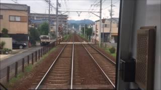 叡山電鉄 出町柳~宝ヶ池駅