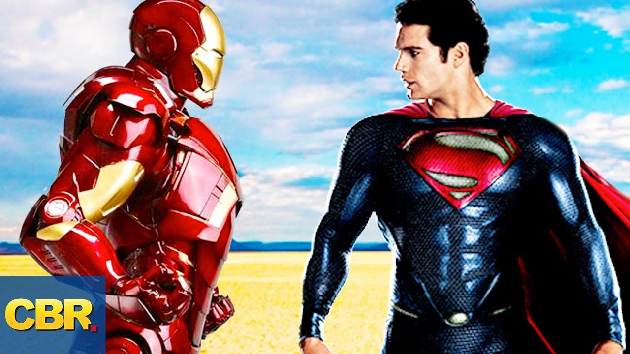 10 marvel heroes who could demolish superman youtube - Super heros fille marvel ...