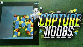 How to Easily Capture Boss Noobs!!! - Build a Boat For Treasure WEAPONS UPDATE! ⚔️ ROBLOX