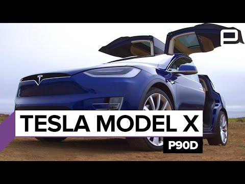 Tesla Model X: Review