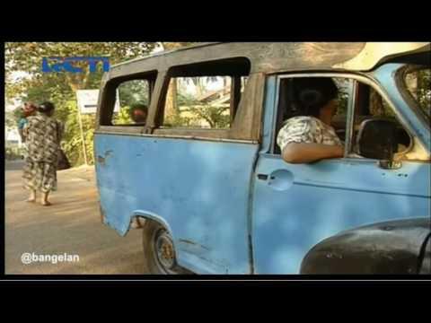 kocak Cuplikan Be*** di Oplet bang Mandra  Si Doel Anak Sekolahan