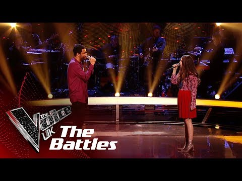 Ayanam Udoma VS Grace Latchford - 'Breakfast At Tiffany's' | The Battles | The Voice UK 2019 Mp3