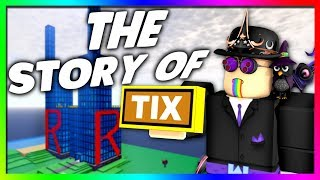The Story of TIX: ROBLOX Tickets