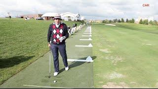 Уроки гольфа с Александром Добровинским