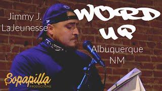 "'WORD UP' - Jimmy J. LaJeunesse ""Believe"""