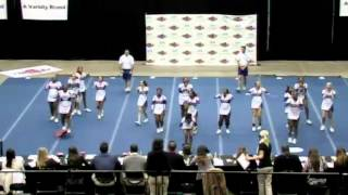 2012 MHSAA Cheerleading Chionship