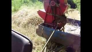 зерновая молотилка