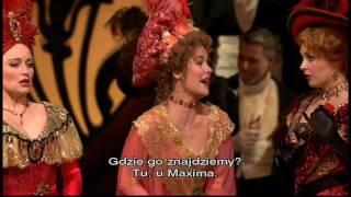 """""""The Merry Widow"""" operetta DVD full act 3 (Wesoła wdówka, napisy PL)"""