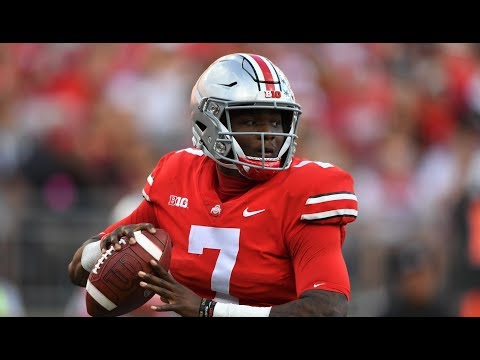 Ohio State Vs Michigan Highlights 2018 College Football Week 13