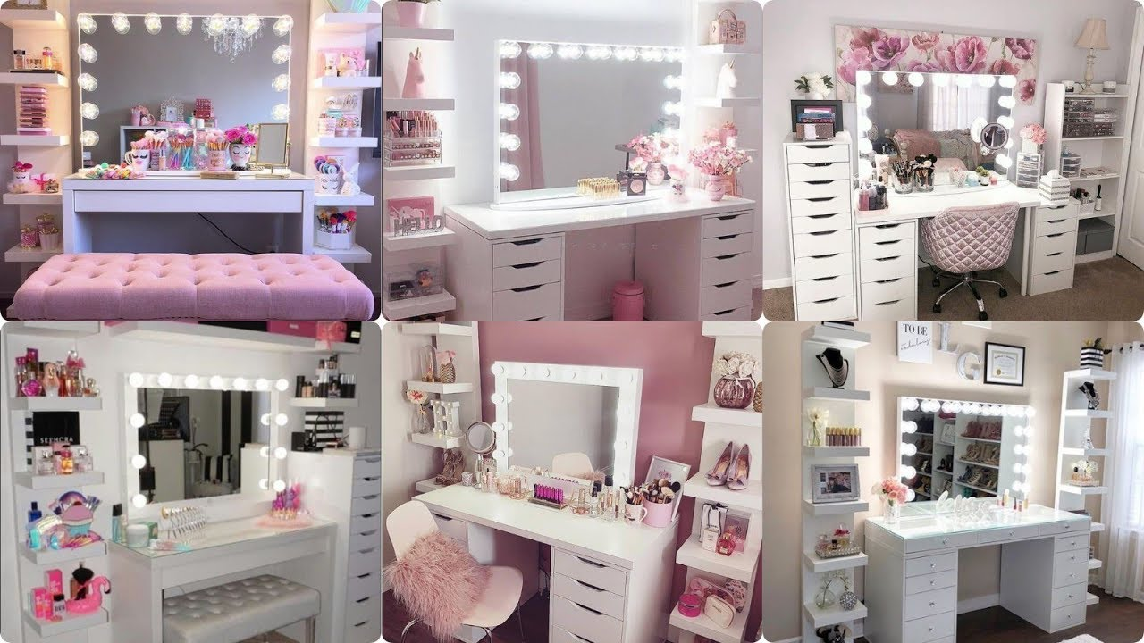 Cute And Great Dressing Table Ideas For Girls Room 2020 Youtube