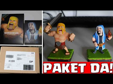 SUPERCELL PAKET IST DA! || CLASH OF CLANS || Let's Play CoC [Deutsch German HD]
