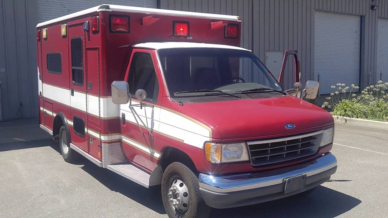 1994 ford e350 ambulance diesel 1994 ford e350 ambulance diesel