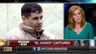 Geraldo: 'El Chapo' will escape again if he isn't extradited to the U.S.