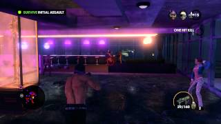 [GAMEPLAY] SAINTS ROW 3 - TROJAN WHORES Walkthrough