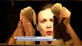 """""""Flon Flon et Musette"""" : la séparation expliquée aux enfants"""