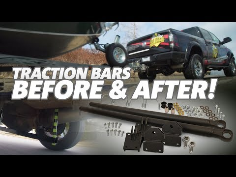 Traction Bars Do They Work Youtube