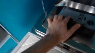 Ремонт лотка для моющего средства в посудомоечной машине HOTPOINT(Ремонт лотка для моющего средства в посудомоечной машине HOTPOINT-ARISTON LSTF 7B019 EU. Возврат денег от покупок на..., 2016-04-02T05:50:18.000Z)