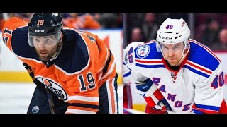 Michael Grabner and Patrick Maroon Highlights [Welcome to New Jersey!]