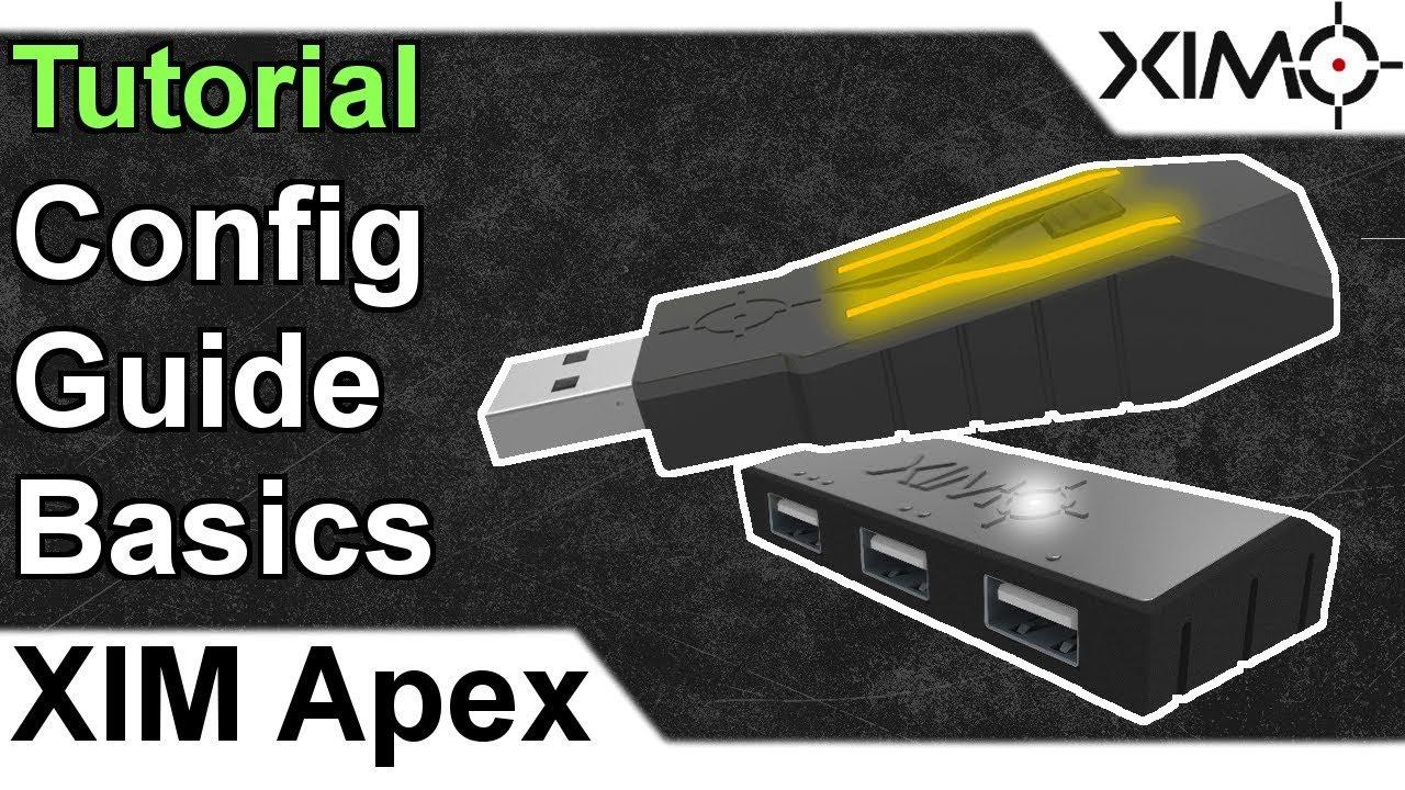 XIM APEX - Config Guide Basics Tutorial : LightTube