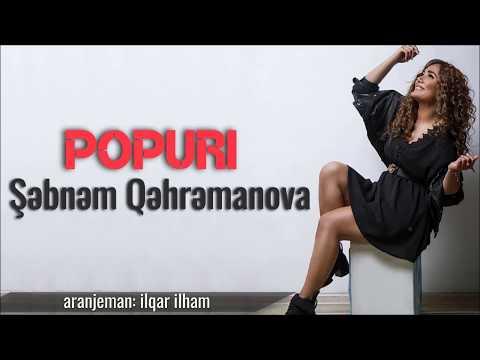 Sebnem Qehremanova -  POPURI (2019)