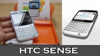 Facebook Phone - HTC Status Unboxing