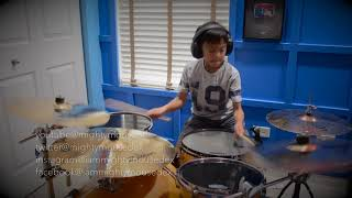 Download AJR - Weak (Drum Cover) MP3 song and Music Video
