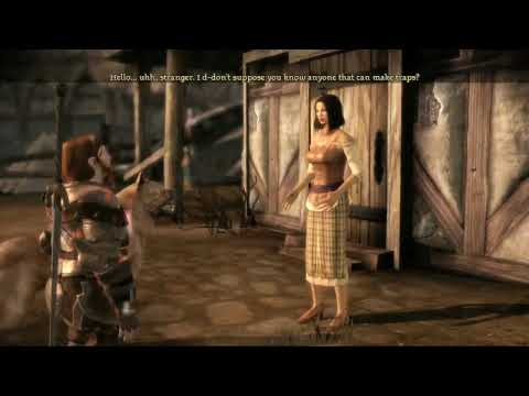 Dragon Age Origins: Pilgrim and Tinkerer Achievements