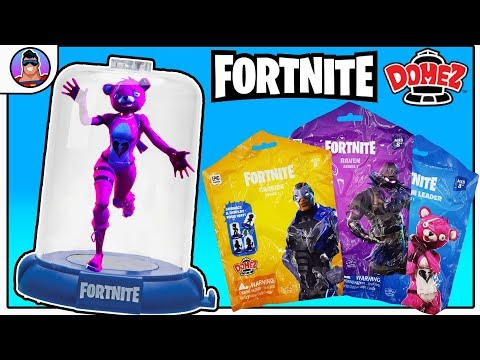 fortnite-domez-series-1-collectible-figures-|-full-box-to-review!-|-cuddle-team-leader-!!