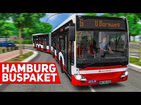 OMSI 2: Unterwegs auf der Linie 6 mit dem CAPACITY L! | OMSI Citaro Buspaket #2 | Bus-Simulator