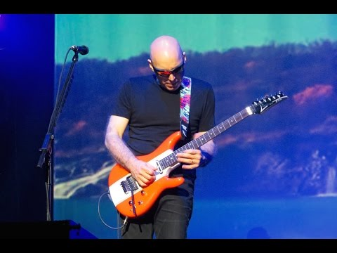 If There Is No Heaven - Joe Satriani Live @ The Fox Theater Oakland, CA 2-28-16