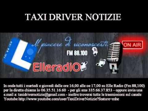 Taxi Driver Notizie - On. Sindaco Gianni Alemanno (Popolo Della Libertà)