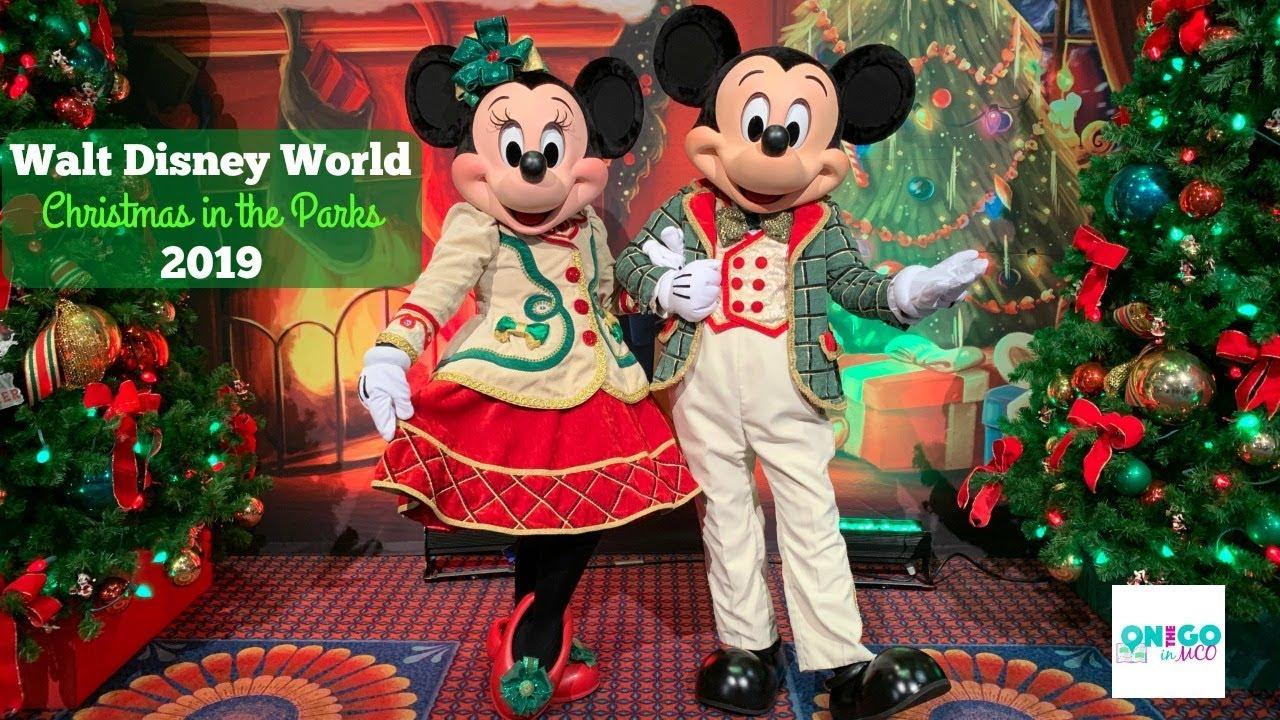 Walt Disney World: Christmas in the