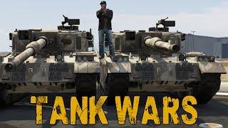 TANK WARS! (GTA V Online w/ Goldy & Bunni)