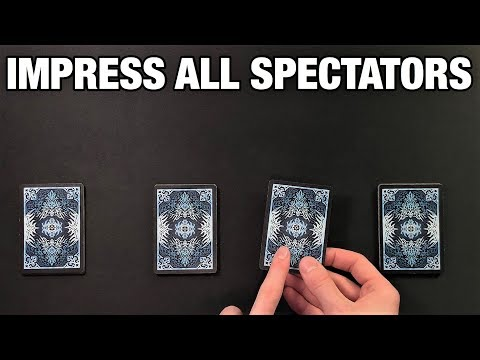 This Magnificent NO SETUP Card Trick Will BLOW MINDS!
