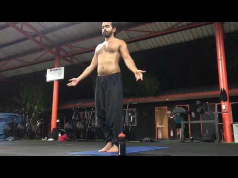 Yoga Practice 3 (Double Speed)