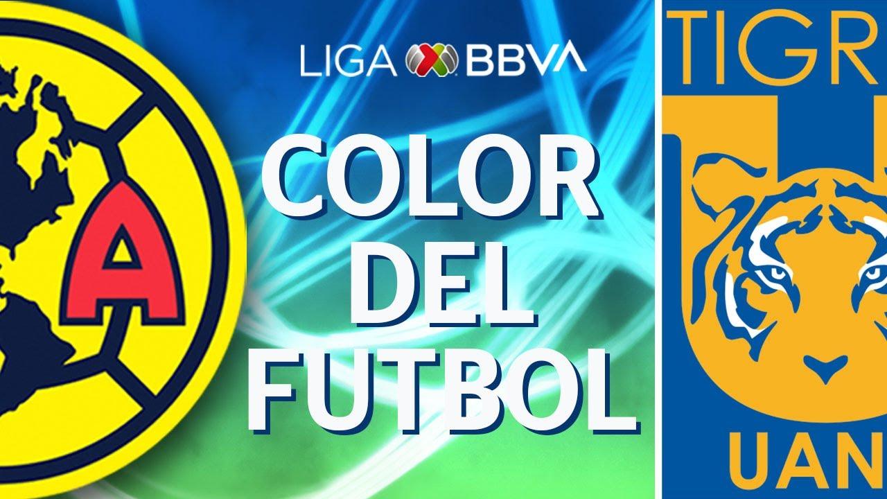 Color Del Futbol América Vs Tigres Cuartos De Final